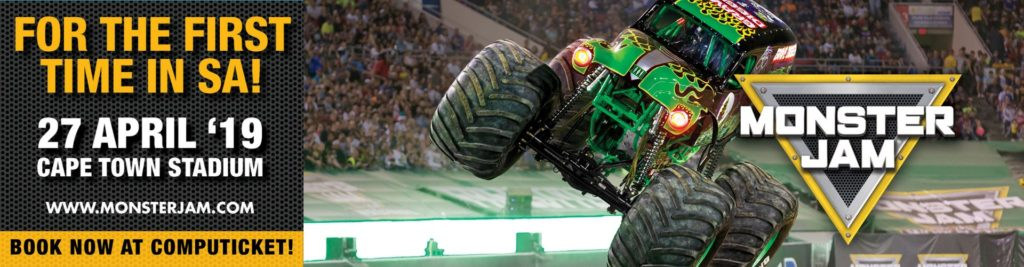 MONSTER JAM_Grave Digger