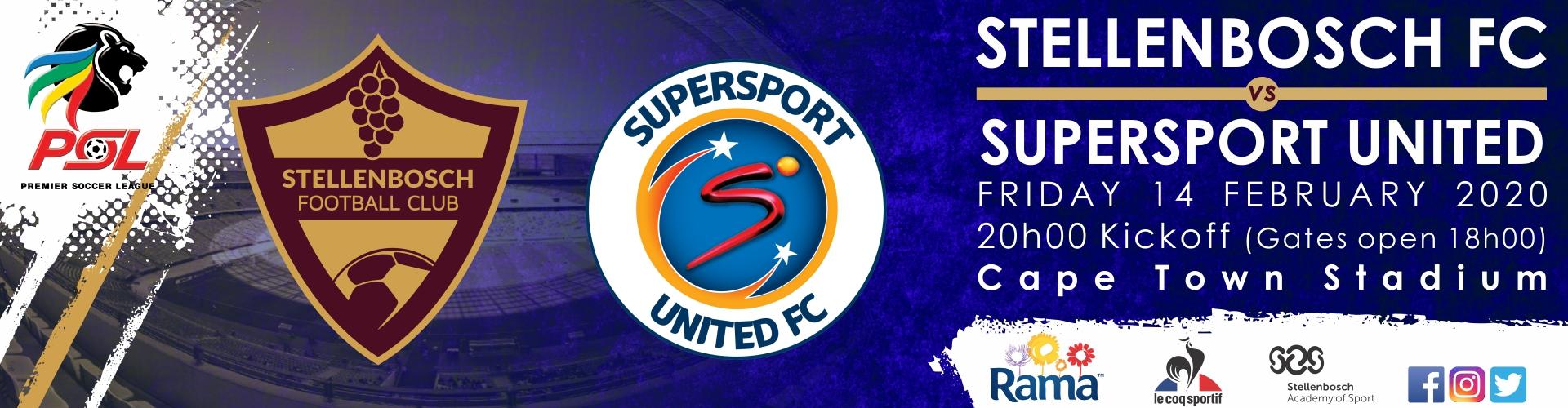 Stellenbosch vs Supersport