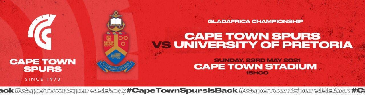 Cape Town Spurs vs University of Pretoria