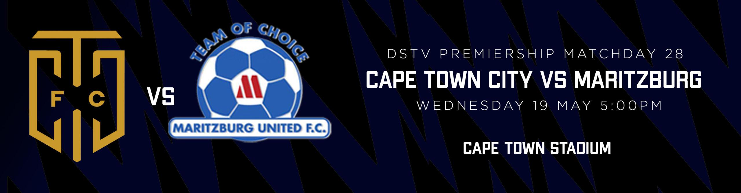 Cape Town City FC vs Maritzburg United FC